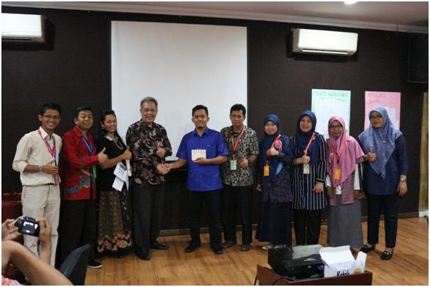 Ucapan Selamat dari Ketua LP3M Unila kepada Para Peserta Terpilih